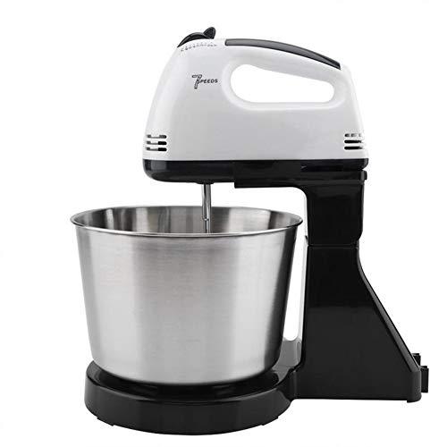 LQ 220V électrique Mixeur Table Stand gâteau Pâte Mélangeur à Main Fouet Blender Cuisson crème fouettée Machine 7 Vitesse