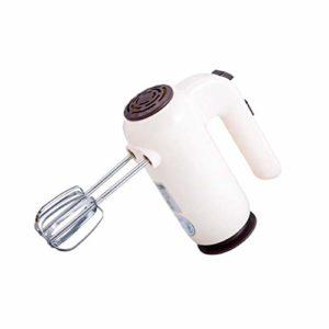 SHUUY Puissance de Cuisine Robinetterie Main, Mini Handheld électriques domestiques Mélangeur Automatique gâteau Fouet Blancs d'œufs Filtre Passe