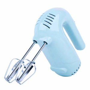 VB-DO Batteur à oeufs électrique est un petit ménage batteur oeuf automatique, Creamer et pâte cuisson tool.Professional électrique à main Food Collection Handheld Speed Blender-5 Fonction