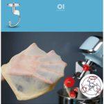J-Robot Pâtissier Batteurs Sur Socle Batteur sur socle en acier inoxydable tête inclinable 8 vitesses multifonctions Accueil Cuisine entièrement automatique Petit chef Machine, Fouet, pâte Mixer