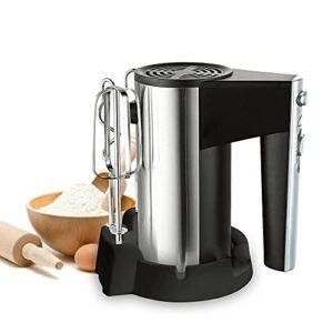 Mélangeurs à main WeZest Batteur à main de cuisine Mélangeur à main électrique, polyvalent, batteurs et fouet à fil torsadé en acier inoxydable, pour fouetter la crème, les gâteaux et la pâte