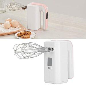 Batteur à main électrique, batteur à oeufs fouet batteur à main, outil de cuisson des aliments de cuisine de chargement USB pour gâteau, cuisson et cuisson pour la cuisson de gâteau crème