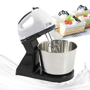 Robot de cuisine – Mélangeur à pâte 7 vitesses avec tête basculante et bol en acier inoxydable de 1,7 l – Robot pâtissier électrique avec crochet à pâte