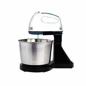ZZABC DDQZDJBJ Cuisine Eggbeater, Stand électrique, Batteur à Main, Eggbeater Mixer, for la pâte à Pain