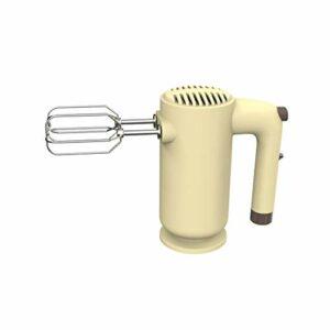 RongWang Batteur à Oeufs électrique Fouet mélangeur Lait mousseur agitateur café Mini Batteur à Oeufs mousseur