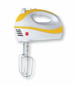 Robot de cuisine R103 3 en 1 Puissance 300 W Conseils de fouet et de mélange remplaçables 5 vitesses